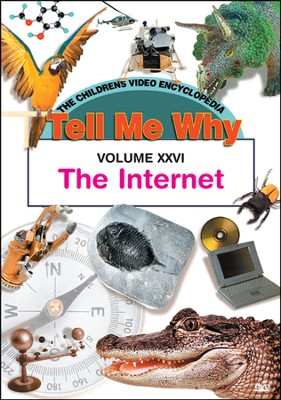 Tell Me Why: The Internet DVD  -