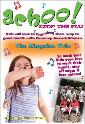 Achoo, Stop the Flu! DVD (Consumer version)  -