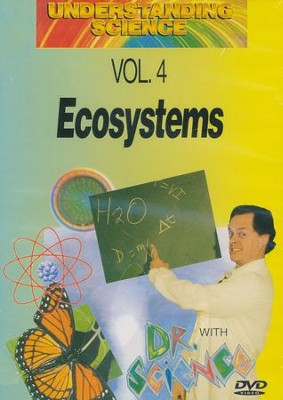 Understanding Science: Ecosystems DVD  -
