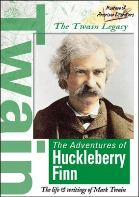 The Twain Legacy - The Adventures of Huckleberry Finn DVD  -