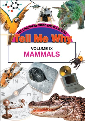 Tell Me Why: Mammals DVD  -