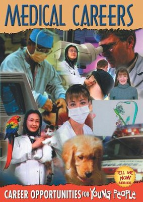 Tell Me How: Medical Careers DVD  -