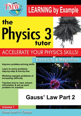 Gauss' Law Part 2 DVD  -