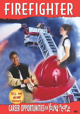 Tell Me How Career Series: Firefighter DVD  -