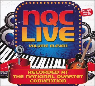 NQC Live, Volume 11 CD/DVD   -     By: Various Artists