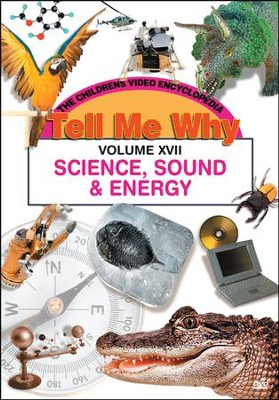 Tell Me Why: Science, Sound & Energy DVD  -