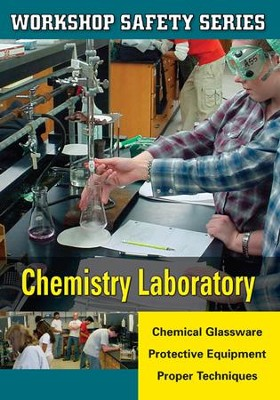 Workshop Safety: Chemistry Laboratory DVD  -