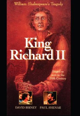 Shakespeare Series: King Richard II DVD  -