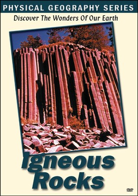 Physical Geography: Igneous Rocks DVD  -