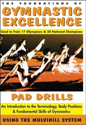 Gymnastics Series: Pad Drills DVD  -
