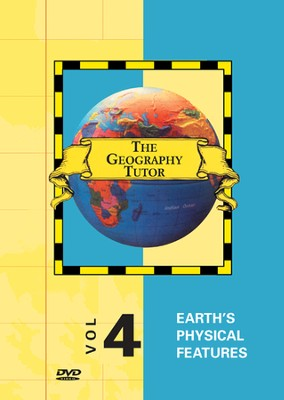 Geography Tutor: Earth's Physical Features DVD  -