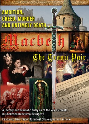 Macbeth: The Tragic Pair DVD  -