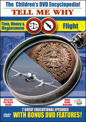 Tell Me Why: Time, Money & Measurement/Flight DVD  -