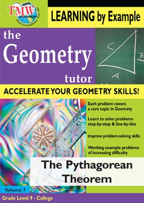 The Pythagorean Theorem DVD  -