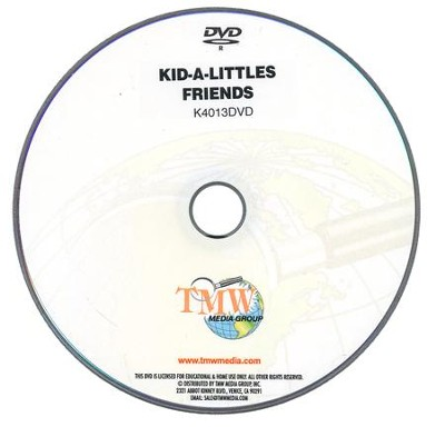 Kid-a-Littles: Special Friends DVD  -