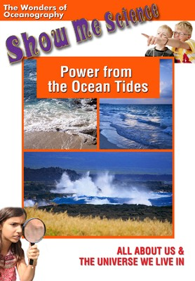Power from the Ocean Tides DVD  -