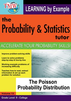 Poisson Probability Distribution DVD  -