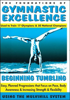 Gymnastics Series: Beginning Tumbling DVD  -
