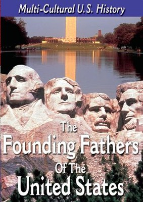 History of the United States: Founding Fathers of the US DVD  -