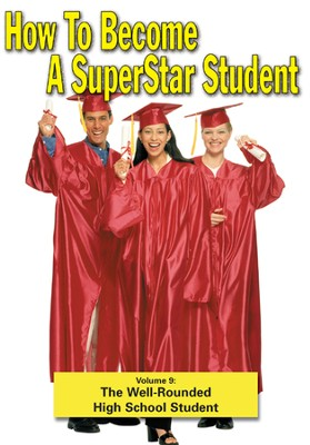 Superstar Student: The Well-Rounded High School Student DVD  -