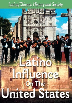 Latino History: Latino Influence On the US DVD  -