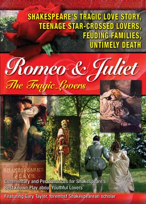 Romeo & Juliet: The Tragic Lovers DVD  -