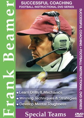 Frank Beamer: Special Teams DVD  -
