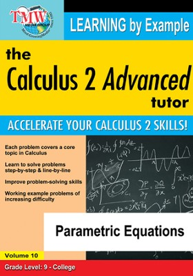 Parametric Equations DVD  -