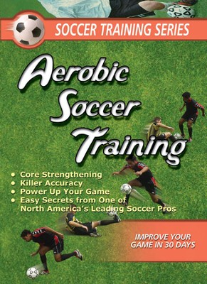 Aerobic Soccer Training DVD  -