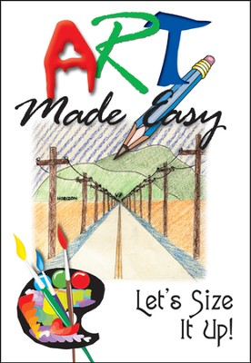 Art Made Easy: Let's Size It Up! DVD   -