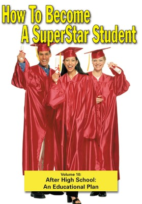 Superstar Student: After High School - An Educational Plan DVD  -