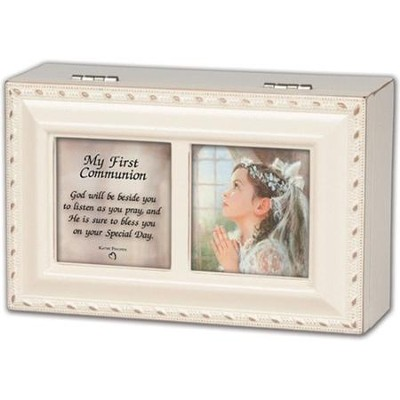 My First Communion, Girl, Music Box  -
