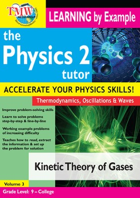 Kinetic Theory of Gases DVD  -