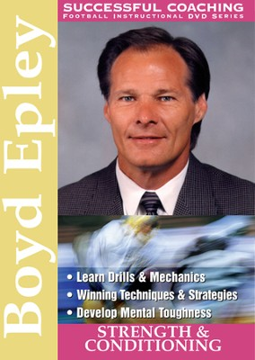 Boyd Epley: Strength & Conditioning DVD  -