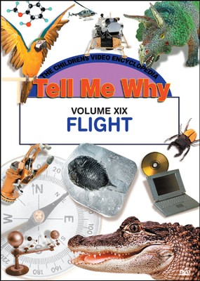Tell Me Why: Flight DVD  -