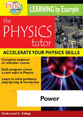Physics Tutor: Power DVD  -