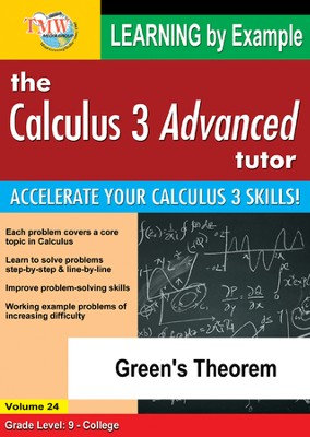 Green's Theorem DVD  -