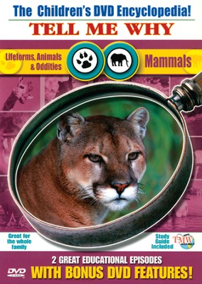 Tell Me Why: Lifeforms, Animals & Oddities & Mammals DVD  -