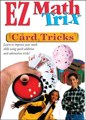 EZ Math Trix: Card Tricks DVD  -