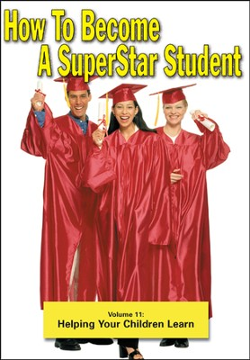 Superstar Student: Helping Your Children Learn DVD  -