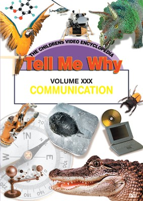 Tell Me Why: Communication DVD  -