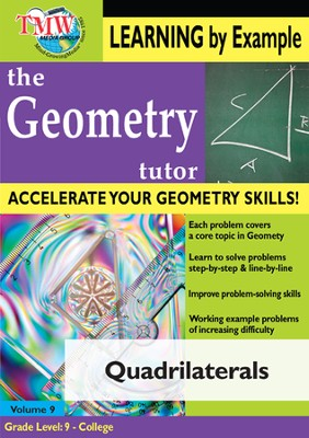 Quadrilaterals DVD  -