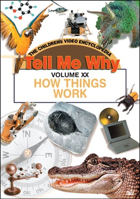 Tell Me Why: How Things Work DVD  -