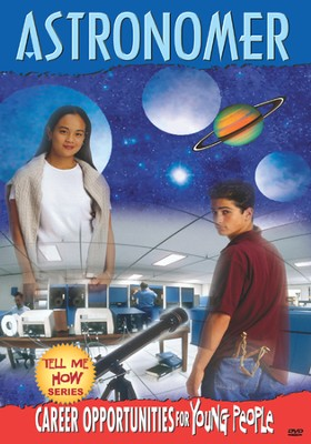 Tell Me How Career Series: Astronomer DVD  -