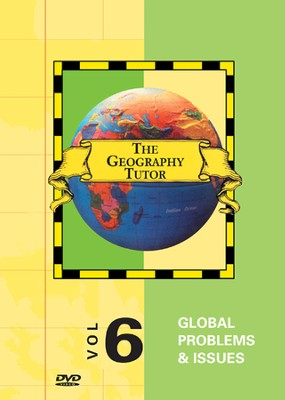 Geography Tutor: Global Problems & Issues DVD  -