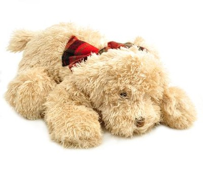 Lullaby Pal--Musical Plush Dog   -