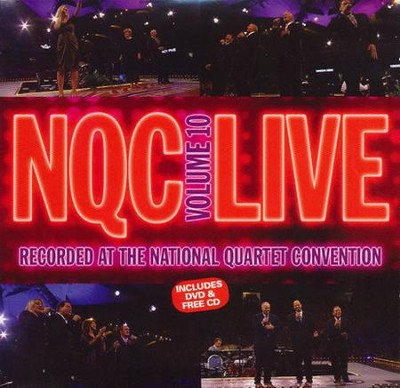 NQC Live, Volume 10 CD/DVD   -