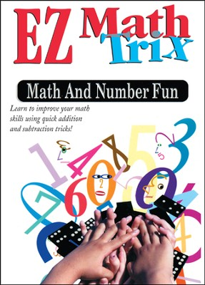 EZ Math Trix: Math & Number Fun DVD  -