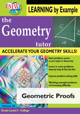 Geometric Proofs DVD  -
