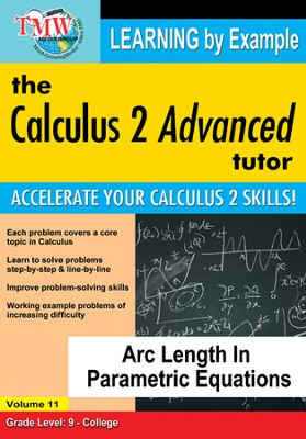 Arc Length In Parametric Equations DVD  -
